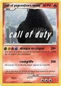call of pigeon(