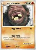 ugly photoshop