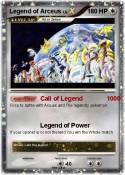 Legend of