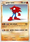 spider sonic