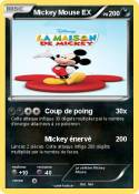Mickey Mouse EX
