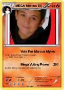 MEGA Marcus EX