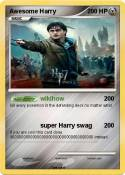 Awesome Harry
