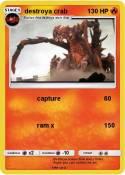 destroya crab