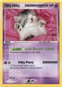 Kitty Witty