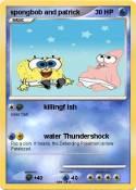 spongbob and