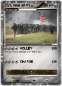 CIVIL WAR ARMY