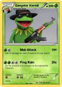 Gangster Kermit