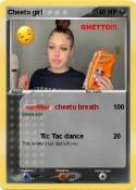 Cheeto girl