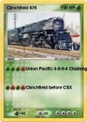 Clinchfield 676