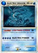 ELECTRIC DRAGON
