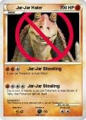 Jar-Jar Hater