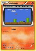 pixel mairo