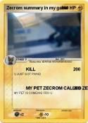 Zecrom summary