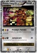 Freddy Gang EX