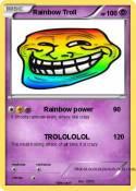 Rainbow Troll