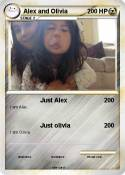 Alex and Olivia