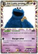 Evil Cookie