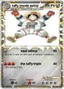 luffy (mode