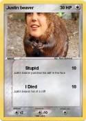 Justin beaver