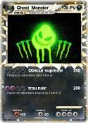 Ghost Monster