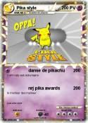 Pika style