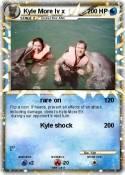 Kyle More lv x