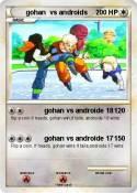 gohan vs