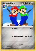 Gangsta Mario
