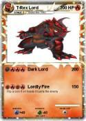 T-Rex Lord