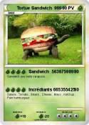 Tortue Sandwich