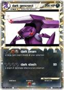 dark genosect