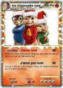 les chipmunks