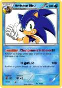 Hérisson Bleu
