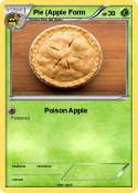 Pie (Apple Form