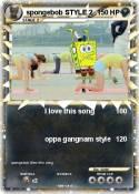 spongebob STYLE