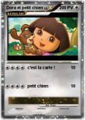 Dora et petit