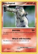 Army Squirell
