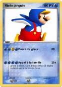 Mario pinguin