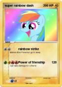 super rainbow