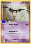 Smart kitteh