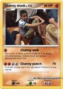 Clumsy shadi