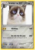 Grumpy Cat EX