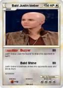 Bald Justin