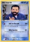 Billy mays EX