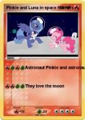 Pinkie and Luna