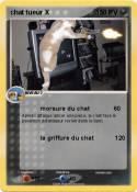 chat tueur X
