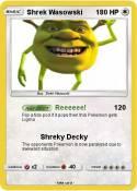 Shrek Wasowski
