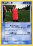 Mega Alex EX