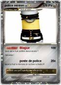 police minion